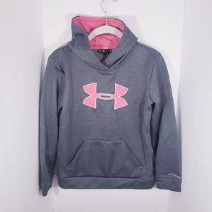 UNDER ARMOUR Youth Large Hoodie Sweatshirt